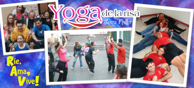 clases de yoga de la risa