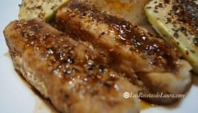 Filete de Pescado Estilo Asiatico – ComidaSaludable